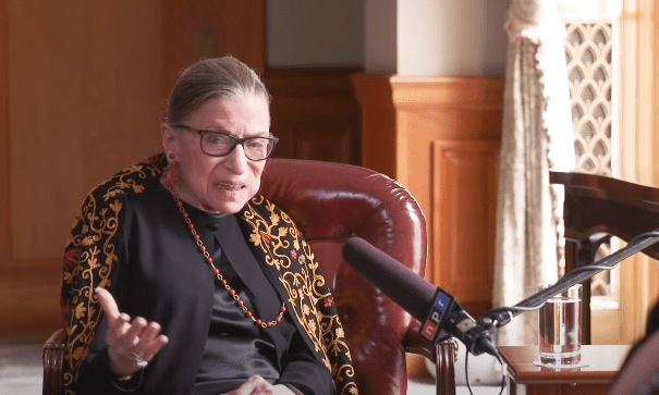 Ruth Bader Ginsburg trivia | 79 facts about the American jurist