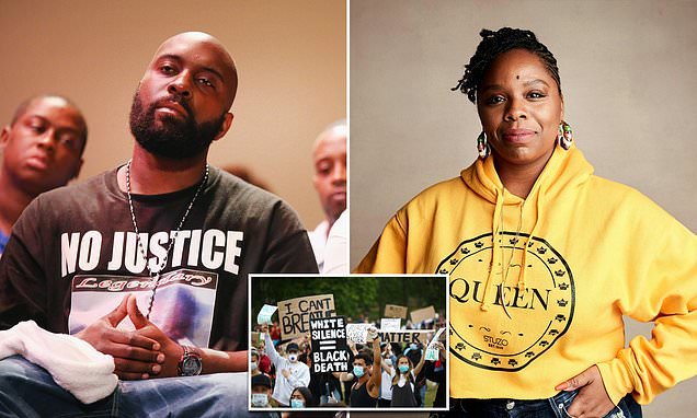 Father of Michael Brown joins anti-BLM leadership movement