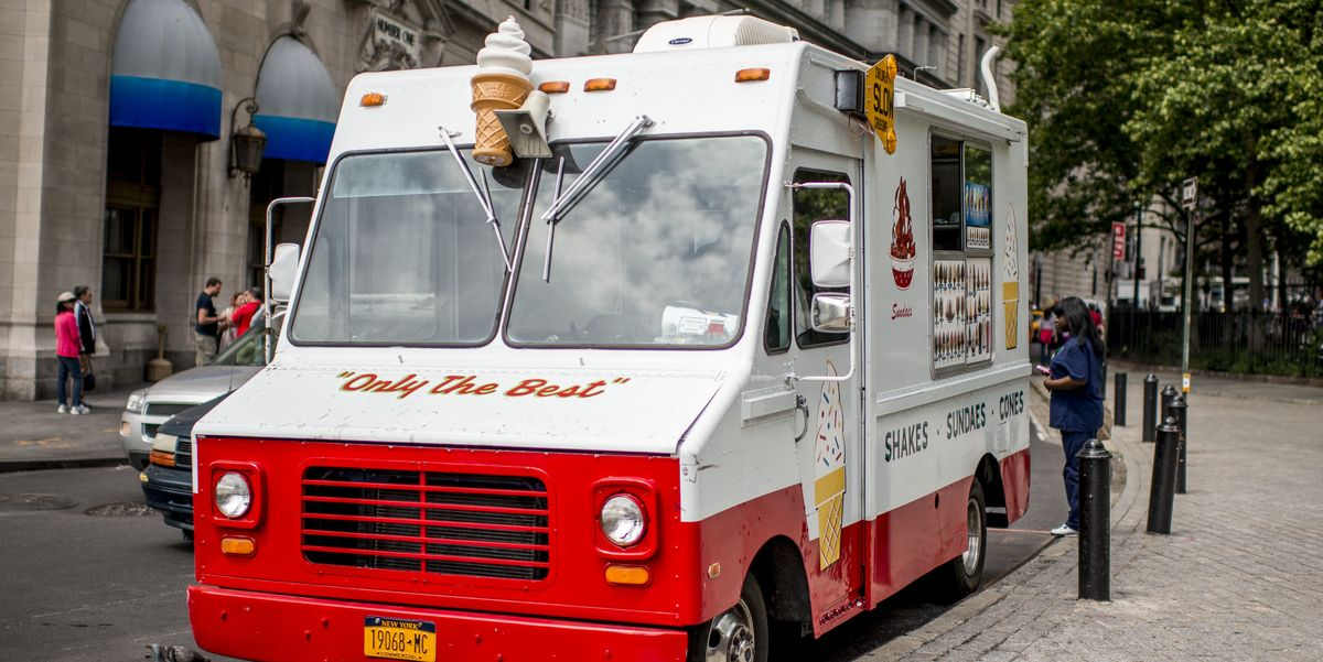 Here's Your Chance To Stay In an Amenity-Packed Ice Cream Truck