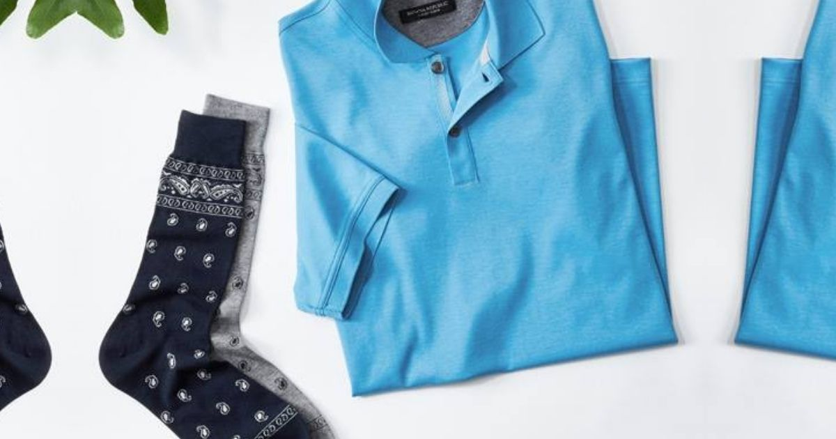 Banana Republic Factory Accessories from 49¢, Tees from $2.49 for Cardholders + Free Shipping for Luxe or Higher