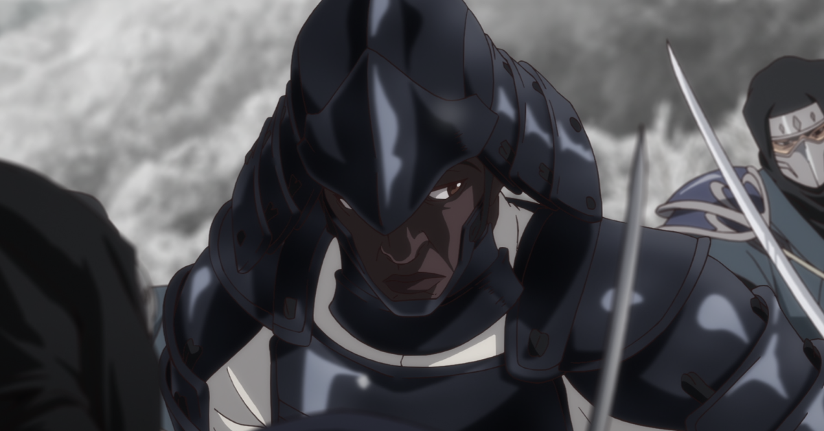 Yasuke and the Complex History of Black Characters in Anime