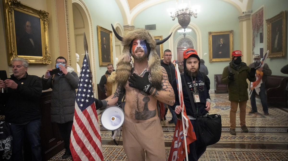 'So, So Angry': Reporters Who Survived the Capitol Riot Are Still Struggling