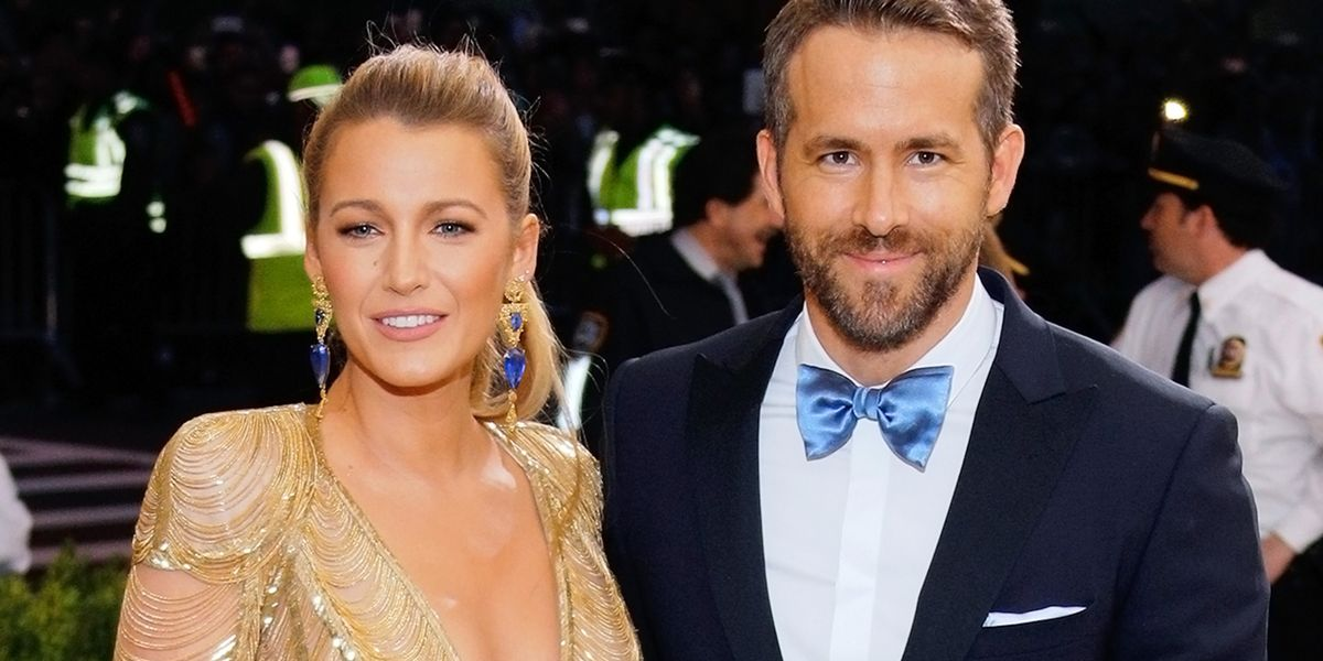 Ryan Reynolds Trolled Blake Lively After They Got Vaccinated