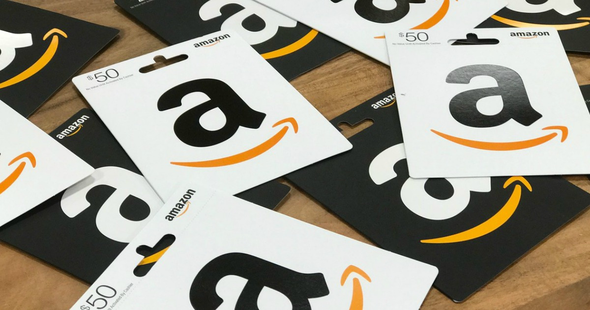 GO! FREE $10 Credit w/ $40 Amazon Gift Card Purchase for Prime Members