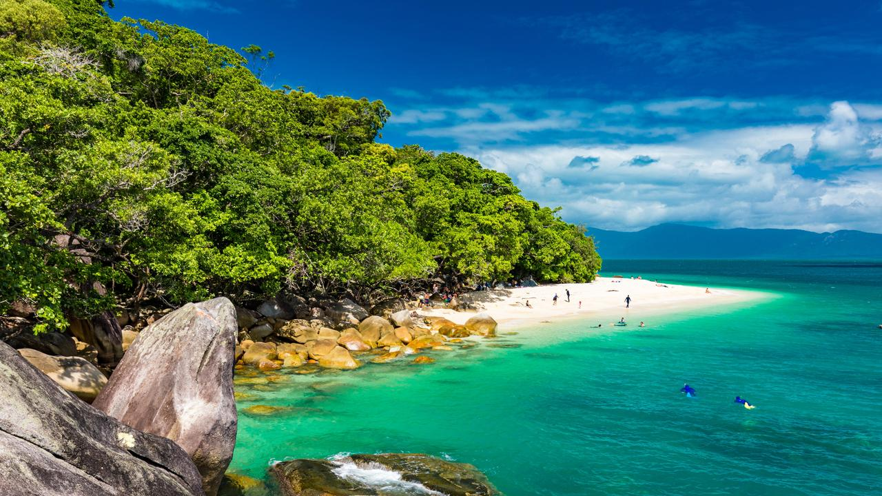 Cairns is Australia's most popular city to visit in 2021