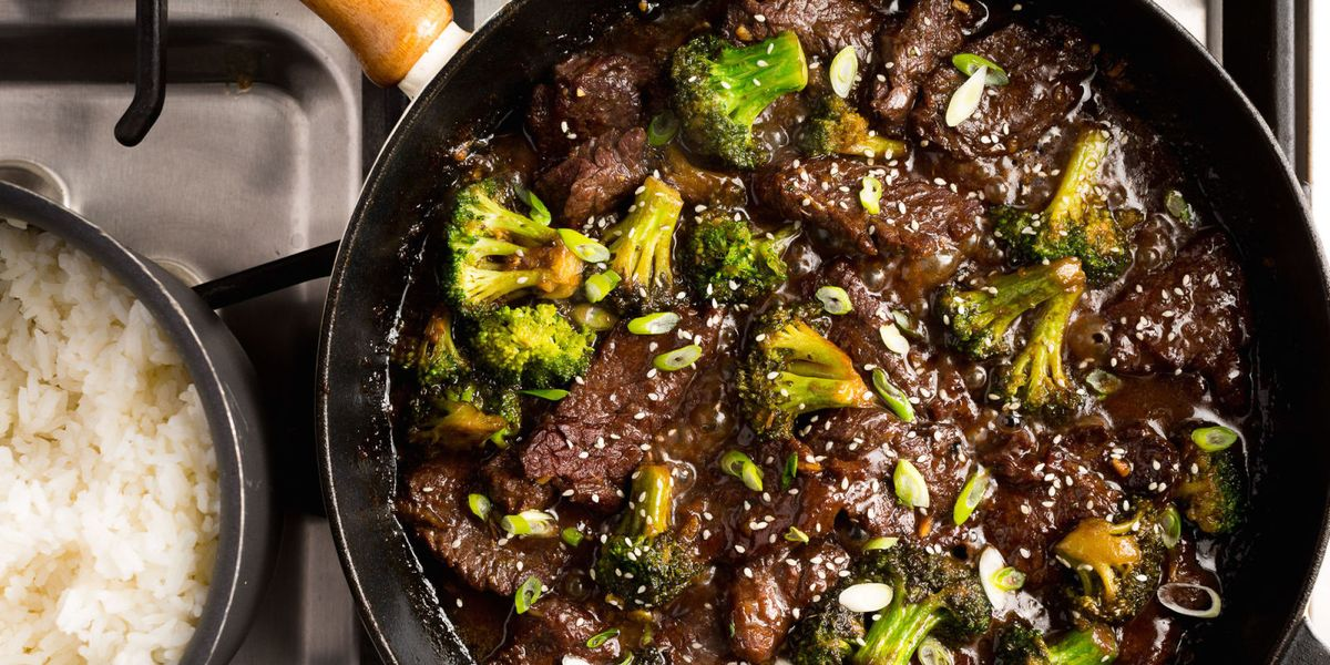 Best Beef and Broccoli Stir-Fry Recipe