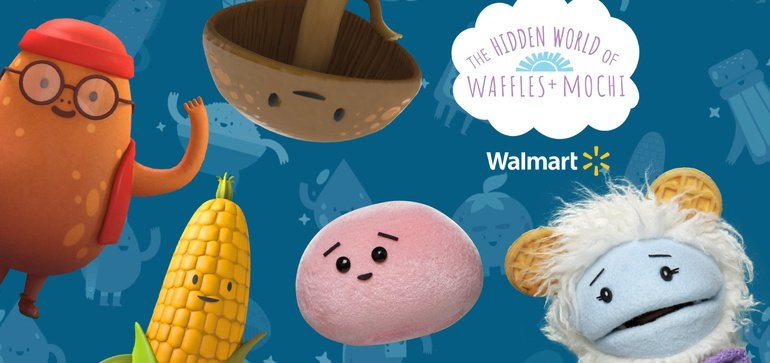 Walmart cooks up healthy eating experience based on Netflix show