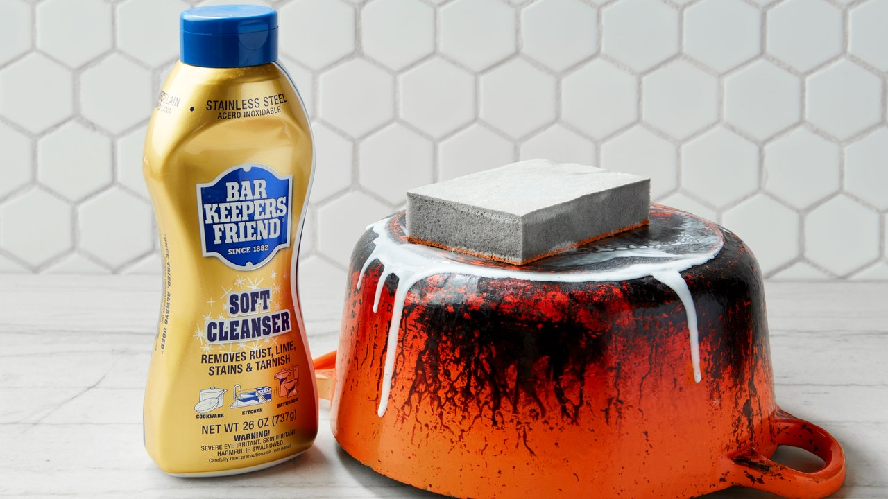 The Best Cleaning Products for Kitchen Tools That Want a Little Extra Attention
