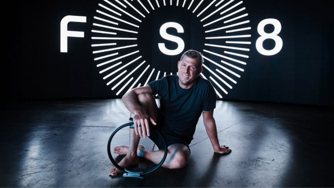 What is FS8? F45's big, bold new fitness movement