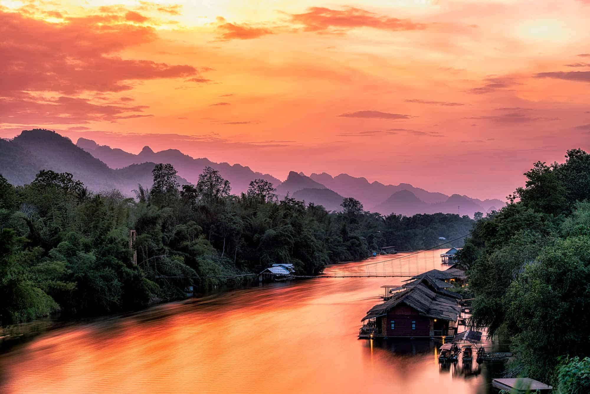 11 AWESOME Things to Do in Kanchanaburi, Thailand (2021)