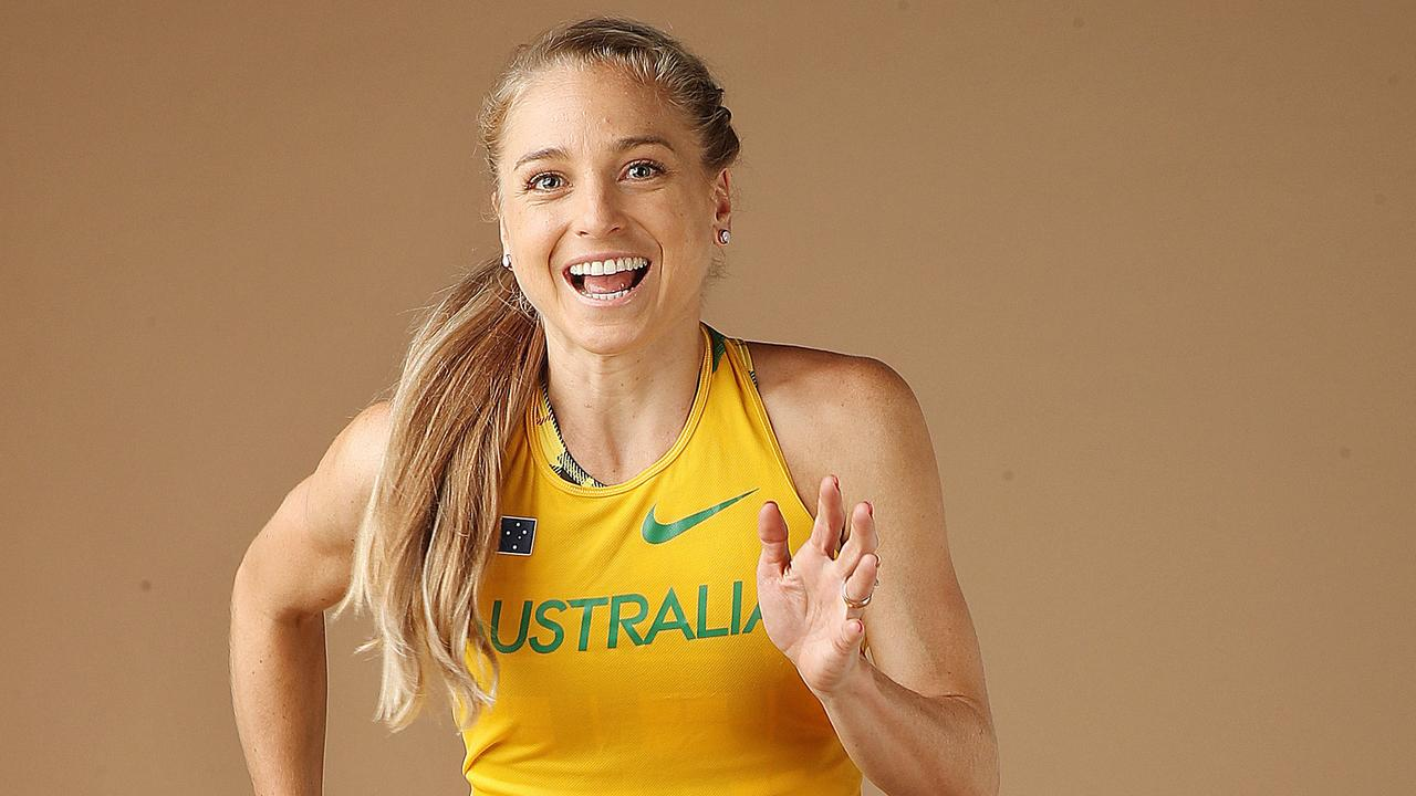 Aussie athlete Genevieve Gregson gets ready for Olympic Games 2021