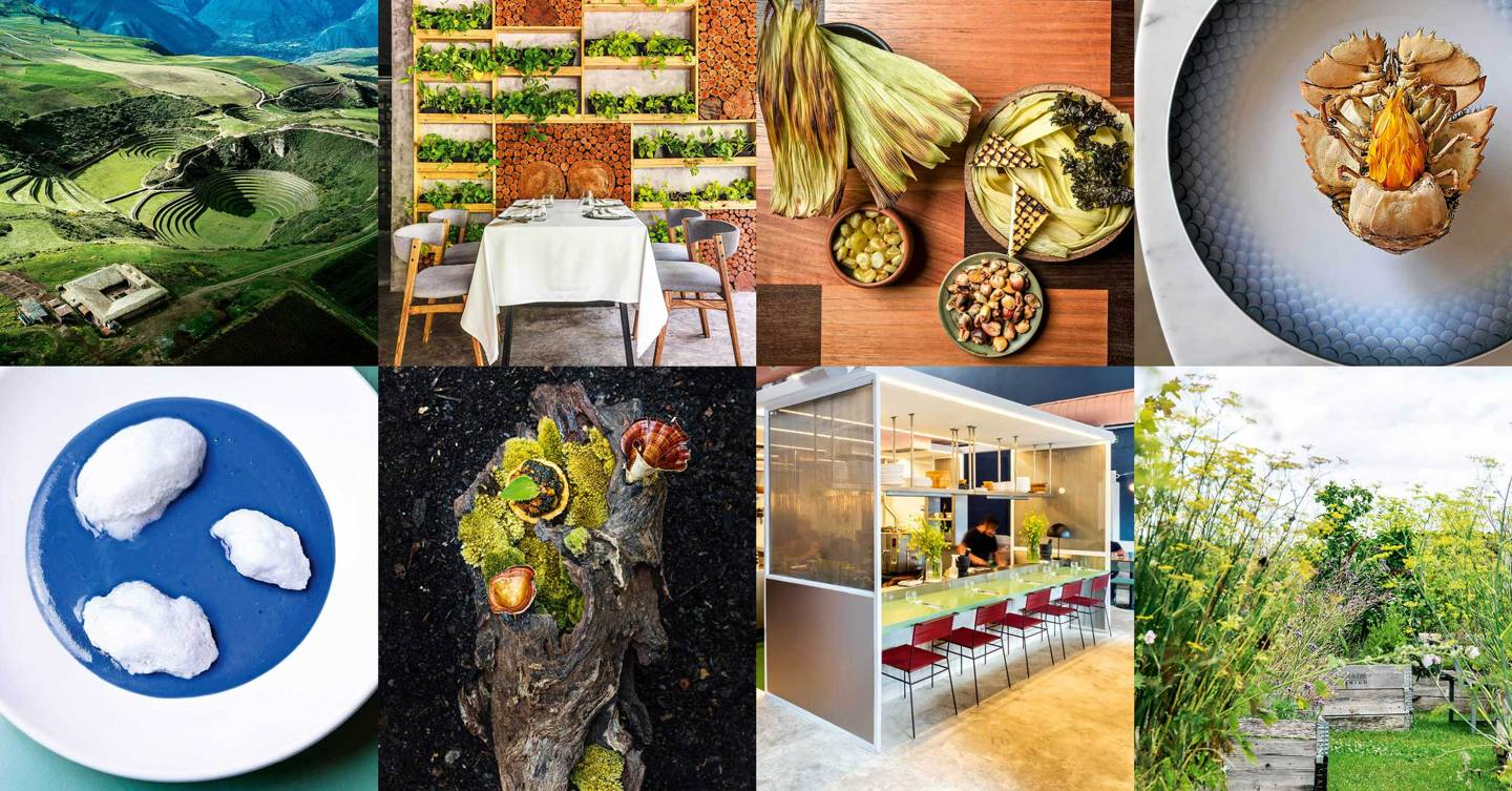 The best eco-friendly restaurants in the world