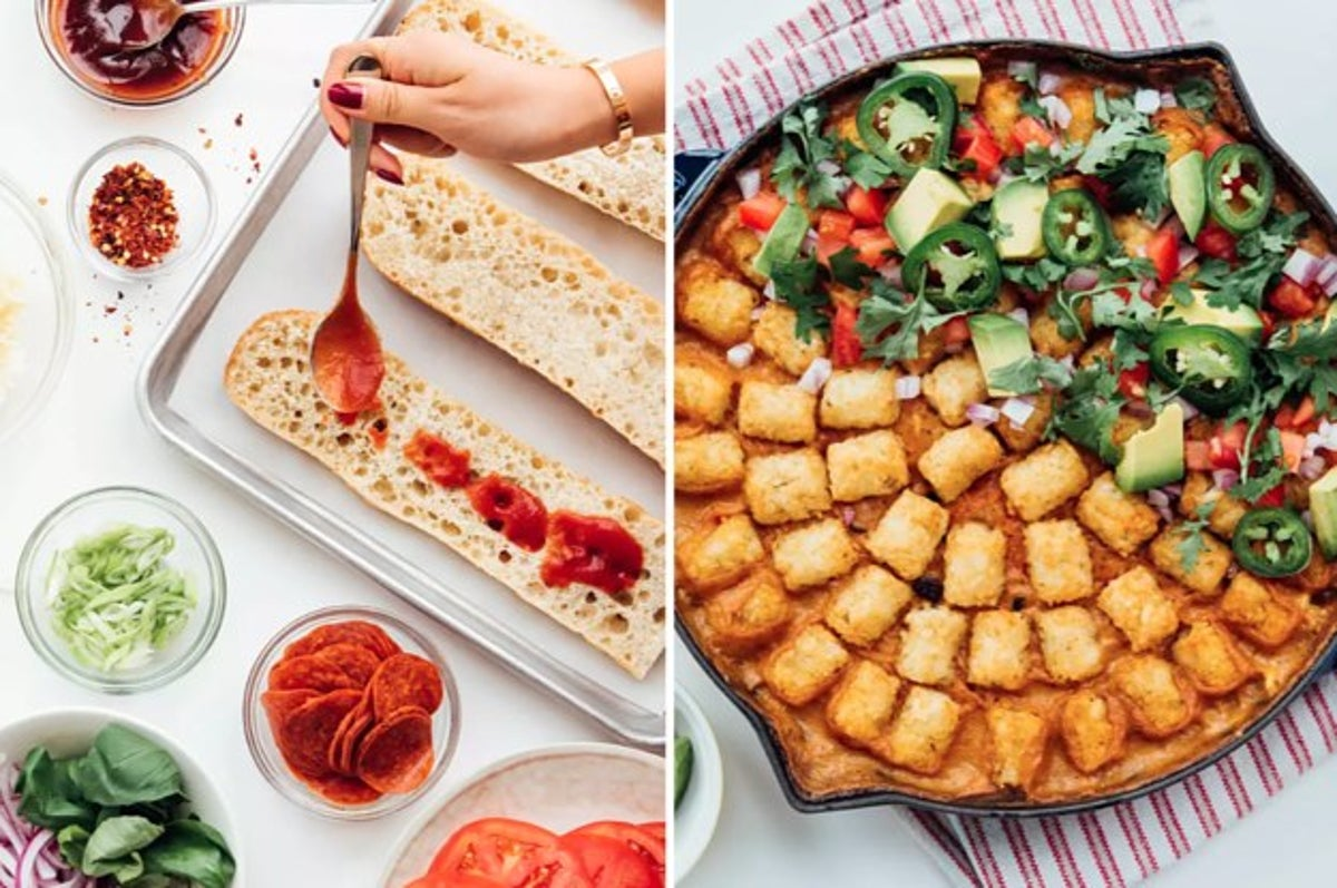 Here's A 7-Night Dinner Plan That's Perfect For Busy Families