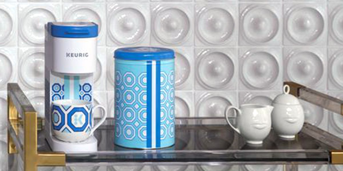 Keurig Has Partnered With Jonathan Adler To Create The Most Stylish Coffee Maker