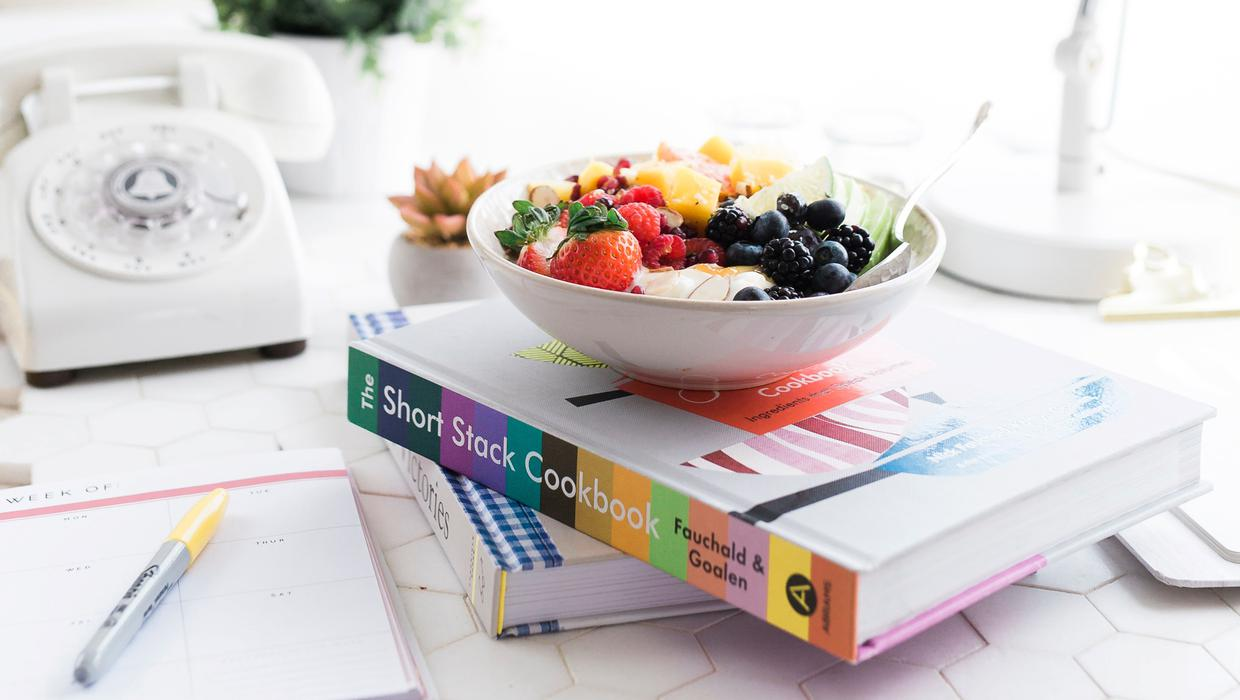 BNF invites nation to take part in Healthy Eating Week