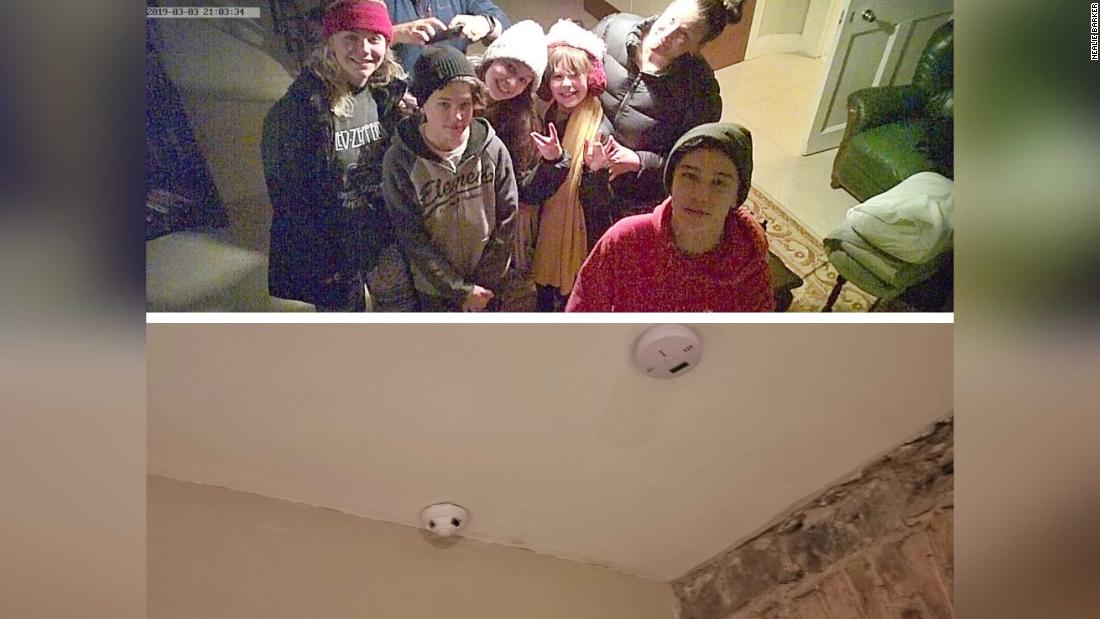 Airbnb hidden camera: Family finds camera livestreaming from their rental
