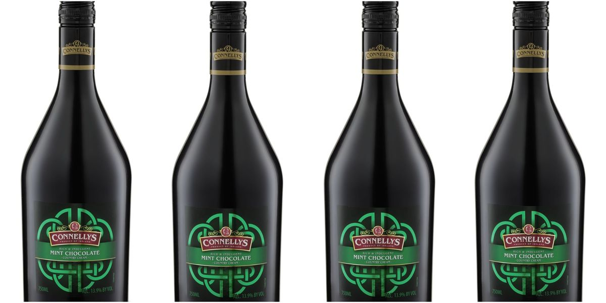 Aldi Is Selling Mint Chocolate Irish Cream With A 13.9% ABV