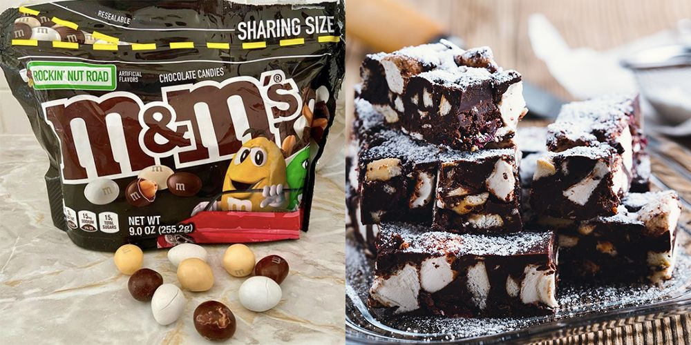 M&Ms Rocky Road Flavour Are On Sale In The UK Now