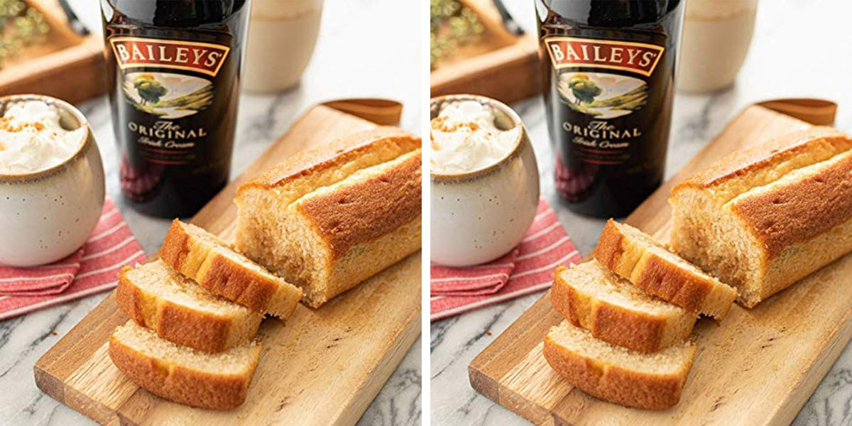 You Can Get A Baileys Loaf Cake On Amazon And, Yes, It's Made With The Irish Cream