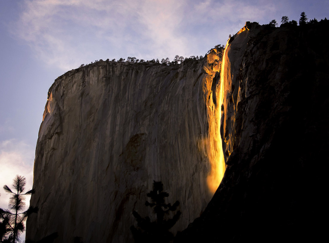 Firefall Returns to Yosemite This Week But You'll Need a Reservation