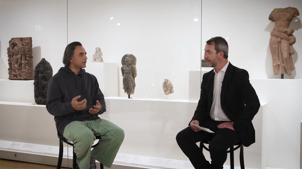 Asia Society X NGV: Faith and Art — Buddhism, Mindfulness and Asia