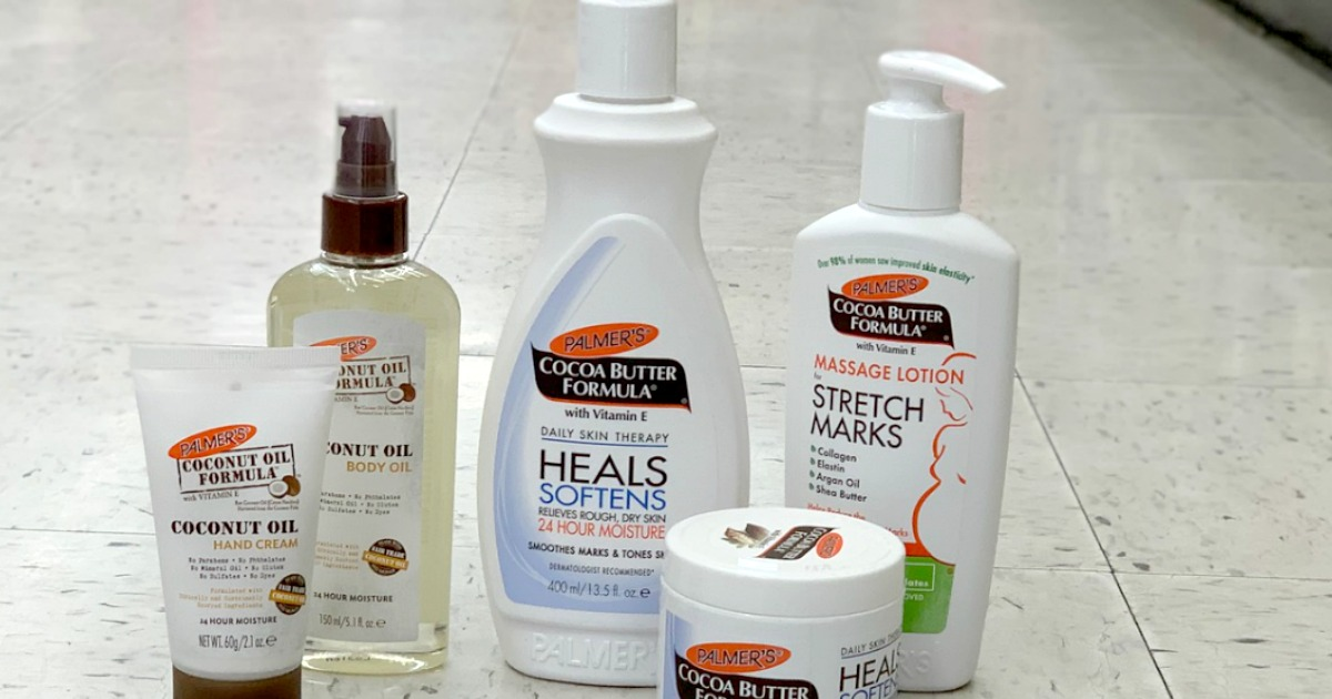 Palmer's Cocoa Butter Lotion from $3 Each Shipped - Hip2Save