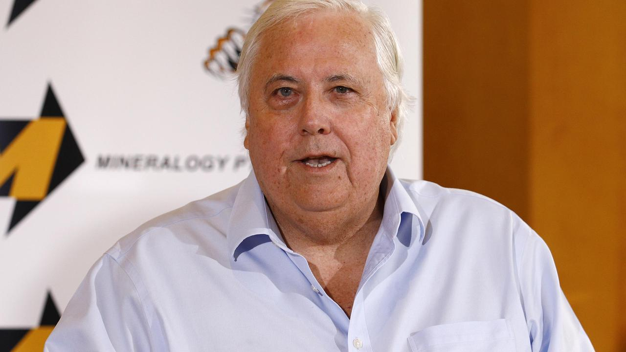 Therapeutic Goods Administration warns Clive Palmer over coronavirus vaccine ads