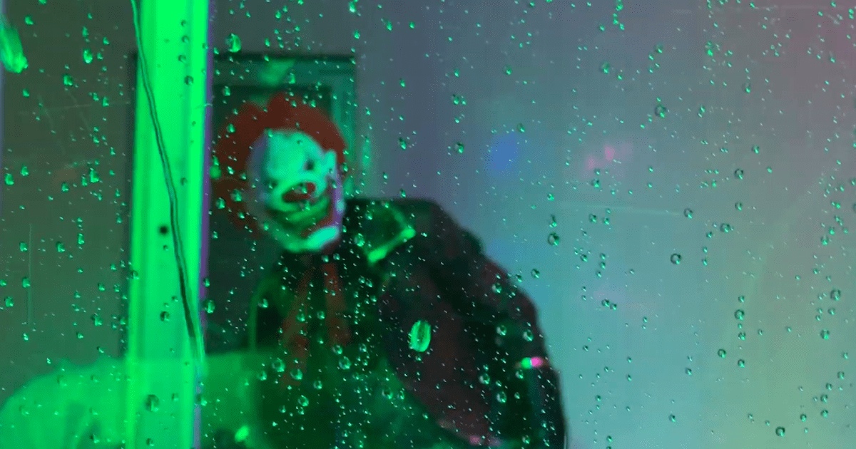 This Haunted Carwash Provides a Socially Distant Scare This Halloween