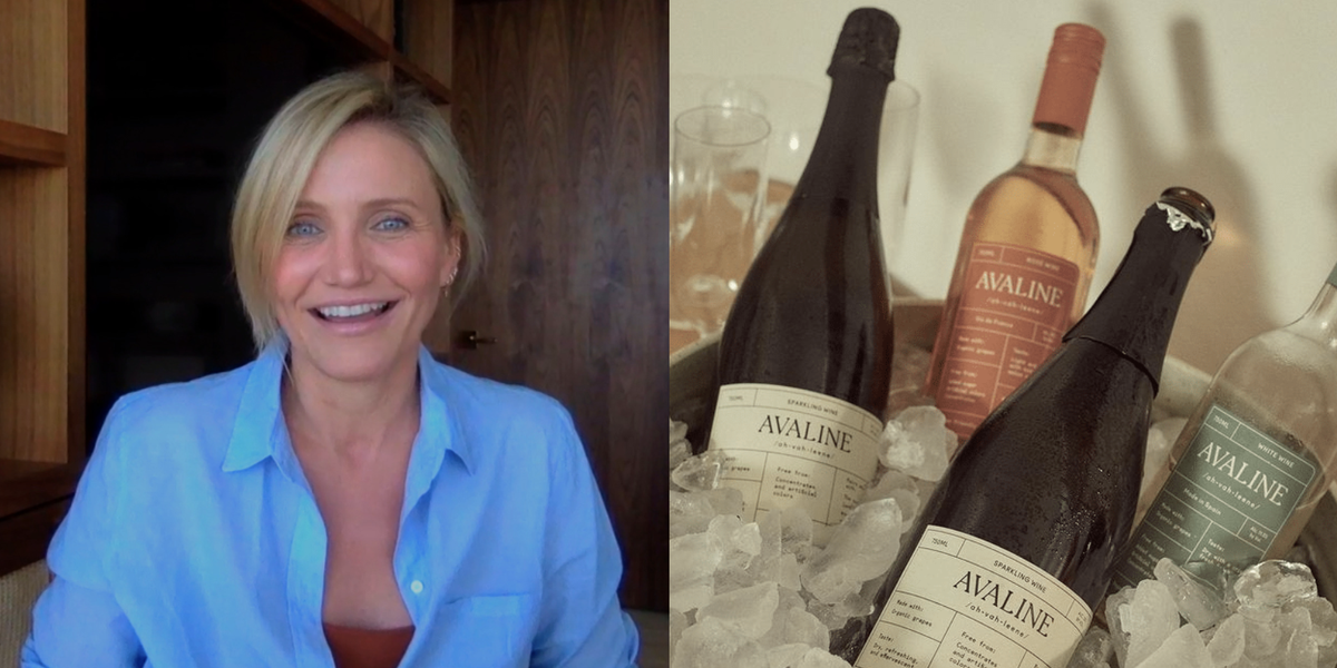 Cameron Diaz Loves Working On Her Wine Brand And Being A Mom