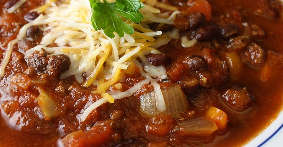 How to Make the Best Homemade Chili