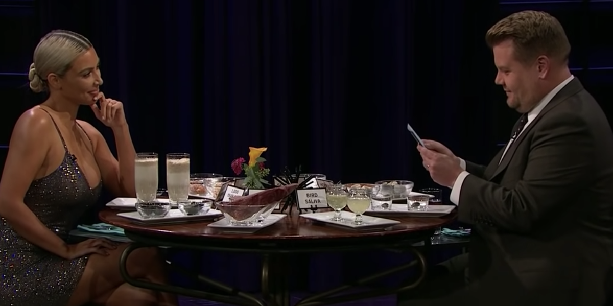 James Corden Responded To The 'Spill Your Guts' Petition