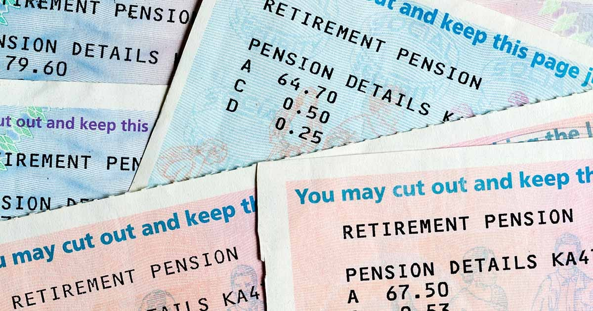 Prime Minister's pension claims don't adjust for inflation