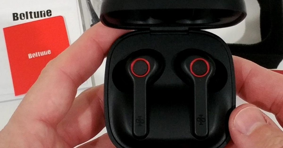 Readers Love These Bluetooth Wireless Earbuds & They Are Just $24.99 Shipped on Amazon