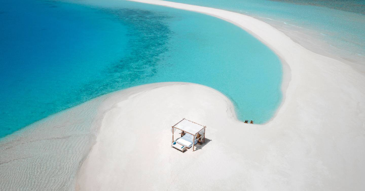 Vote in our Readers' Choice Awards to win a week in the Maldives