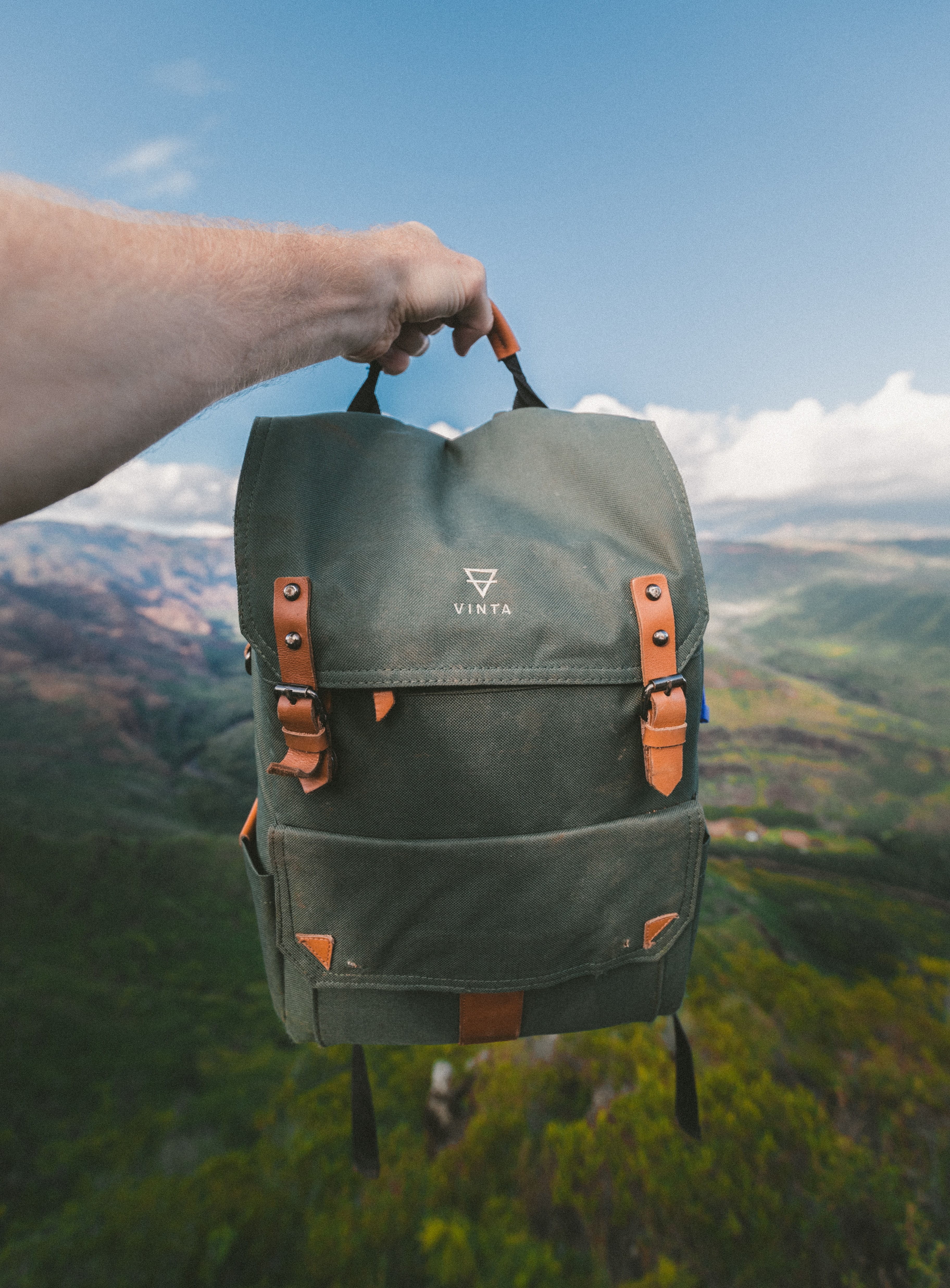 Everything You Need to Travel the World in One Backpack