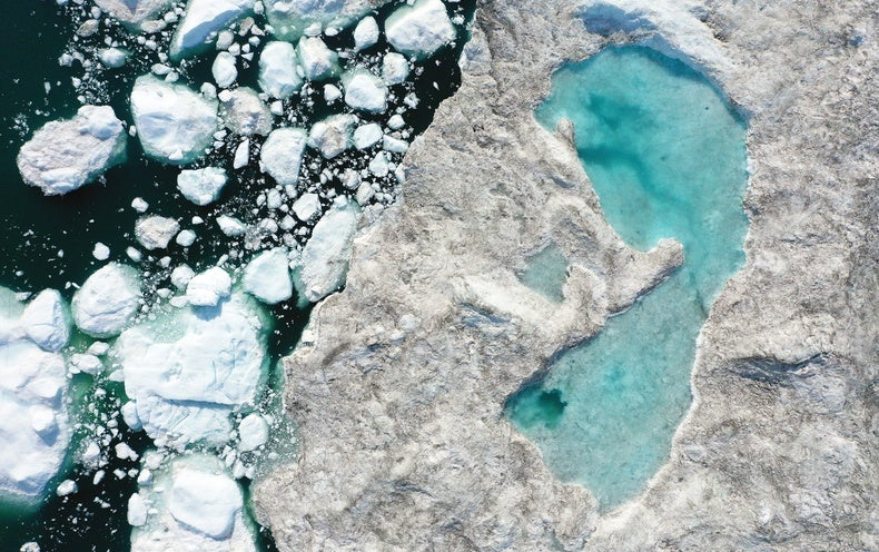 Earth Has Lost 28 Trillion Tons of Ice since the Mid-1990s
